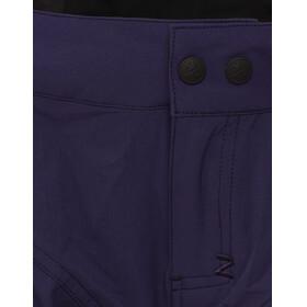 Zimtstern Startrackz - Culotte corto sin tirantes Mujer - violeta
